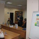 Михайло Зубик, заслужений журналіст України, представник Нацради України з питань телебачення і радіомовлення в області