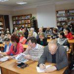 На представлення книги Ярослава Бензи «Абомовня» зібрався цілий зал