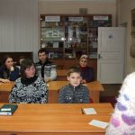 Ромчик Попович, учень школи № 23, наймолодший учасник круглого столу