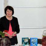 Вступне слово Тетяни Ковалькової — завідувачки відділу міського абонементу, яка ознайомила присутніх з літературним доробком Ореста Березовського