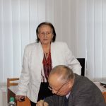 Хвилюючий виступ лікаря-кардіолога Лесі Копач, землячки пана Ореста