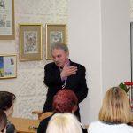 Емоційний виступ Володимира Барни, тернопільського поета, журналіста