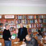 Євген Зозуляк — поет, журналіст — поздоровляє ювіляра із 70-річчям
