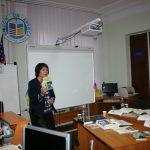 Тетяна Ковалькова — завідувач відділу міського абонементу
