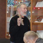 Володимир Дячун представляє свою нову збірку