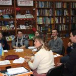Засідання Клубу розмовної англійської для туристів