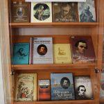 Книжкова виставка «Співець української слави і волі»