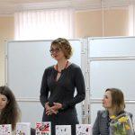 Ірина Мацко — тернопільська письменниця — презентує свою книжку «Перехідний вік… моєї мами» (Київ: Академія, 2016)