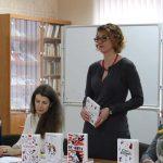 Тернопільська письменниця Ірина Мацко презентує свою книжку «Перехідний вік… моєї мами»