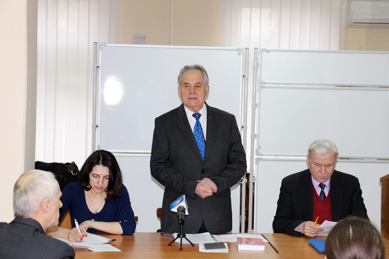 Вступне слово Михайла Андрейчина, академіка, голови ТОО НТШ
