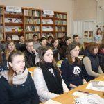 Учасники заходу – студенти та викладачі Тернопільського коледжу харчових технологій і торгівлі.