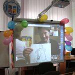 Он-лайн з бібліотекою імені Петра Панча (м. Київ)