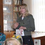 Ірина Чорненька, автор та літературний редактор тернопільського видавництва «Навчальна книга — Богдан»