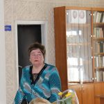Ніна Фіалко, тернопільська письменниця, член Національної Спілки Письменників України
