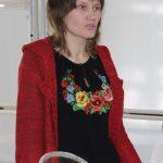 Юлія Бондючна, поет, прозаїк, член Національної Спілки Письменників України