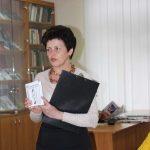 Ю. Шергей — під час презентації