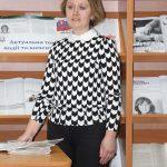 Г. Т. Павлюк — завідувачка сектору екологічної освіти Кременецького ботанічного саду