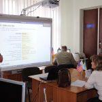 Під час Клубу «Англійська мова для користувачів із середнім рівнем володіння мовою»