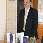 Іван Яцканин представив гостям заходу свою творчість