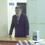 Володимир Дмитрович Собчук розповідає про дослідницьку роботу над книжкою