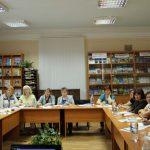 Учасники обласної школи методиста