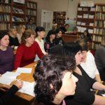 Семінар-практикум для працівників центральних бібліотек та бібліотек громад «Впровадження УДК в практику роботи публічних бібліотек» (26 березня)