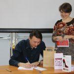 Презентація збірки поезії та прози «Обережно: правда», Володимира Кучерявого (22 березня)