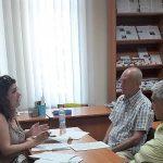 Юридичні консультації для внутрішньо переміщених осіб