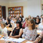 Семінар для завідувачів відділом обслуговування (15 липня)