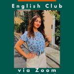 Англійська мова (середній рівень) Через платформу Zoom