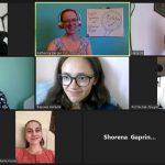 Розмовний клуб англійської мови через платформу Zoom (17 серпня)