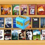 Оновлена віртуальна виставка «Книги — лідери художньої літератури»